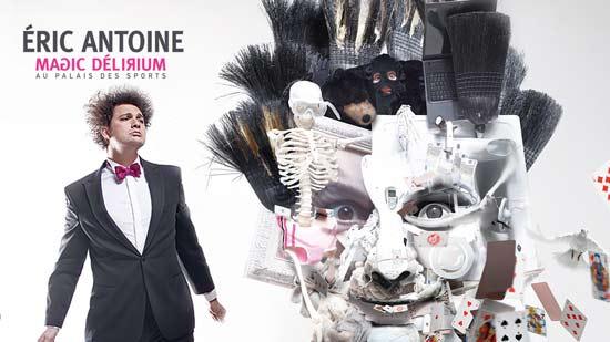 Eric Antoine - Magic Délirium