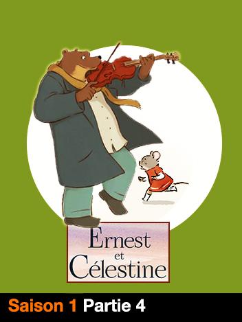 Ernest et Célestine - L'anniversaire de Célestine - S01 - partie 4