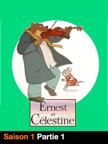 Ernest et Célestine : Le bal des souris - S01