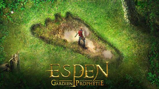 Espen, le gardien de la prophétie
