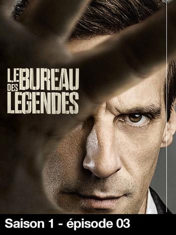 Le Bureau des Légendes - S01