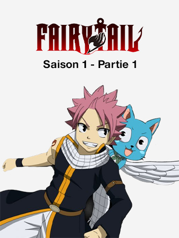 Fairy Tail S1 - partie 1