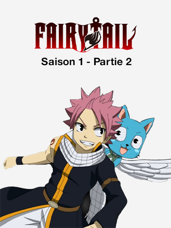 Fairy Tail S1 - partie 2