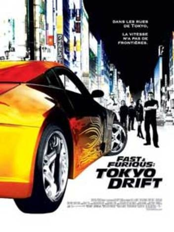 Fast and Furious 3 : Tokyo Drift