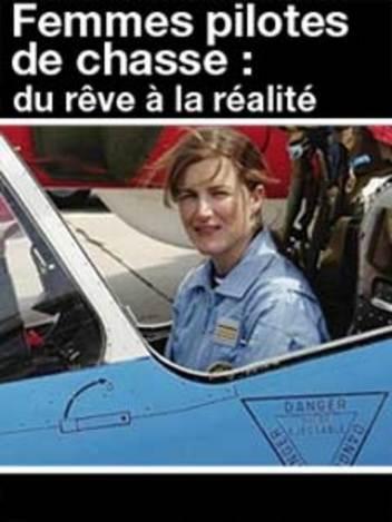 Femmes pilotes de chasse