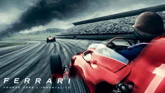 Ferrari : race to immortality