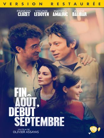 Fin août début septembre