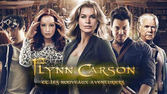 Flynn Carson et les nouveaux aventuriers - S01