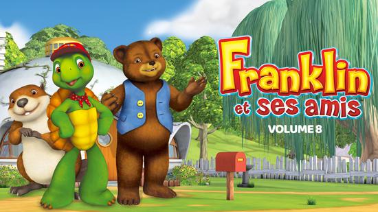 Franklin et ses amis - Volume 08
