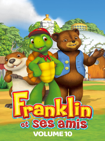 Franklin et ses amis - Volume 10
