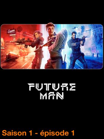 Future Man - S01