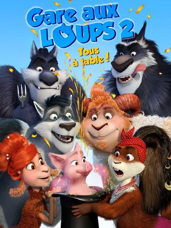 Gare aux loups 2