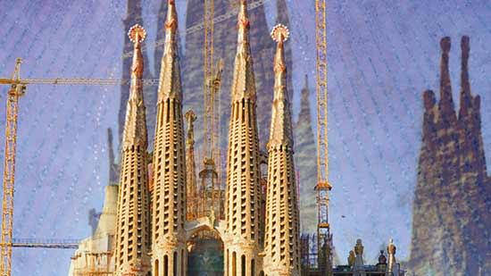 Gaudi, le mystère de la Sagrada Familia