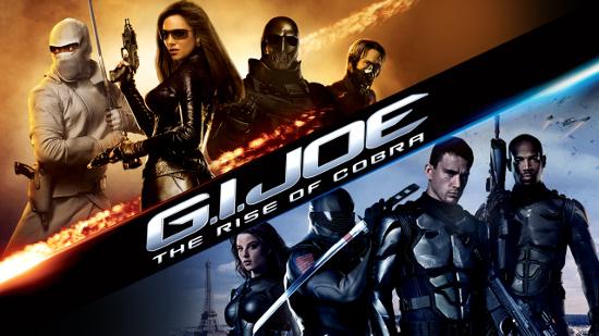 G.I. Joe - Le réveil du Cobra