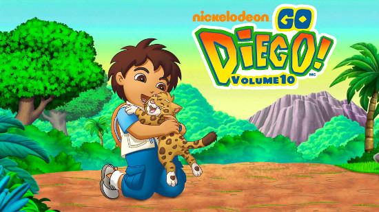Go Diego ! - Volume 10