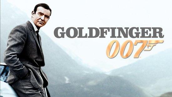 007 : Goldfinger
