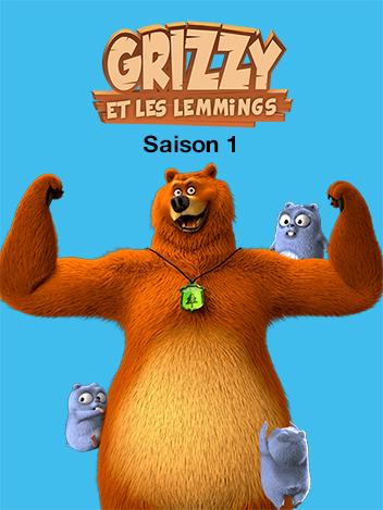 Grizzy et les Lemmings - S01
