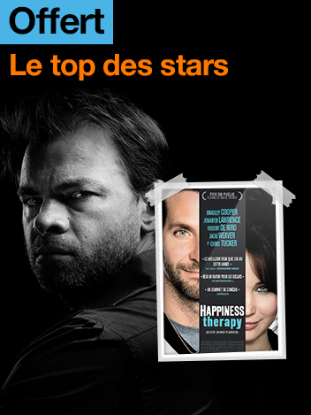 Happiness Therapy vu par Clovis Cornillac
