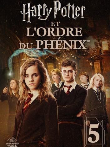 Harry Potter et l'ordre du Phoénix