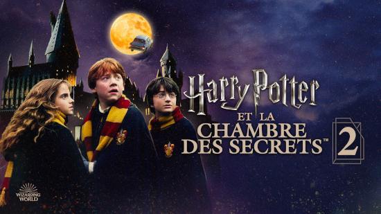 Harry Potter et la chambre des secrets