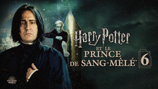 Harry Potter et le prince de sang-mêlé