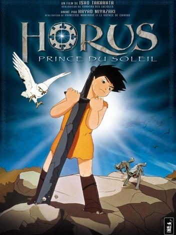 Horus prince du soleil
