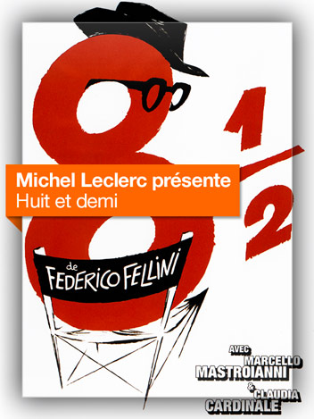 Huit et demi vu par Michel Leclerc
