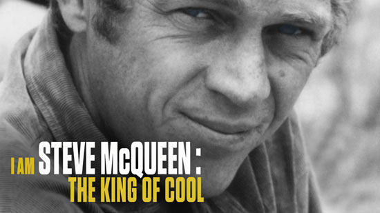 Steve McQueen : The King of Cool