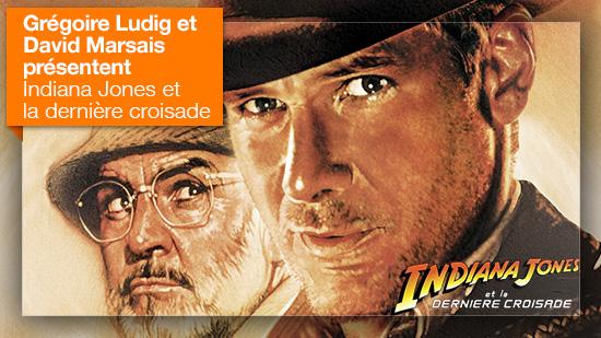 Indiana Jones et la dernière croisade vu par Grégoire Ludig et David Marsais