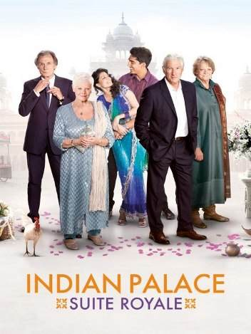 Indian palace - Suite royale