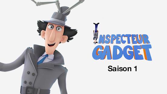 Inspecteur Gadget - S01