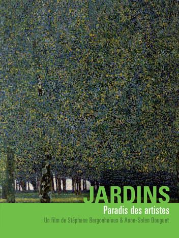 Jardins, paradis des artistes