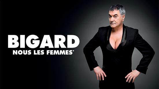 Jean-Marie Bigard - Nous, les femmes