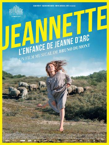 Jeannette : l'enfance de Jeanne d'Arc