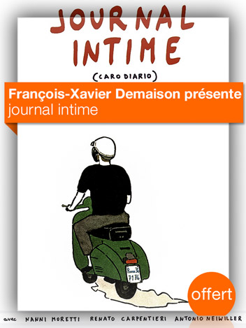 Journal intime vu par Francois Xavier Demaison