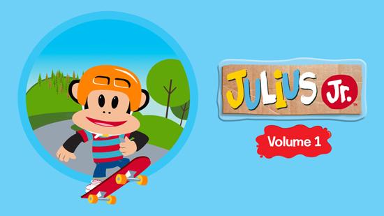 Julius Jr - Volume 01