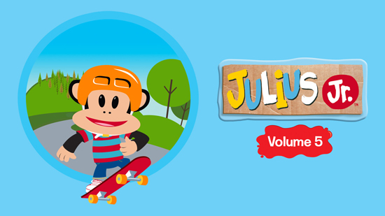 Julius Jr - Volume 05