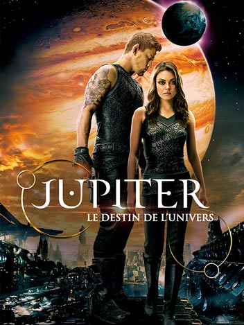Jupiter : le destin de l'univers