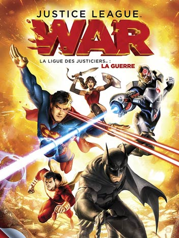 Justice League : War