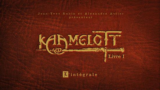 Kaamelott - Livre I