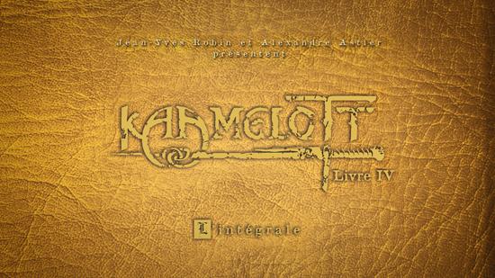 Kaamelott - Livre IV