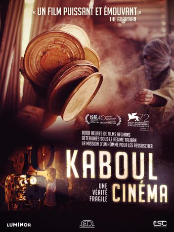 Kaboul cinéma : une vérité fragile