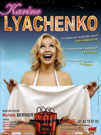 Karine Lyachenko - One woman show