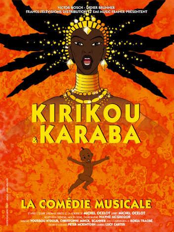 Kirikou et Karaba - le spectacle