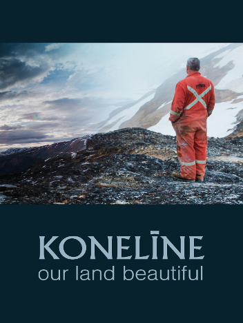 Koneline : Our Land Beautiful