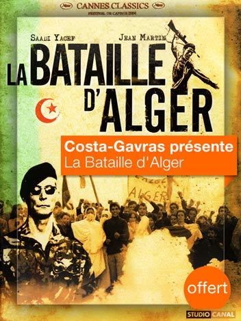 La bataille d'Alger vu par Costa-Gavras