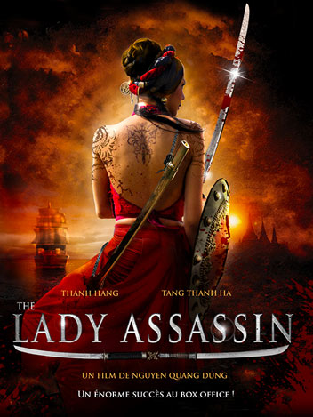 Lady assassin