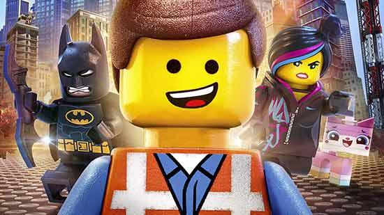 La grande aventure Lego - édition spéciale
