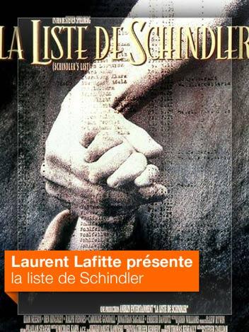 La Liste de Schindler vu par Laurent Lafitte