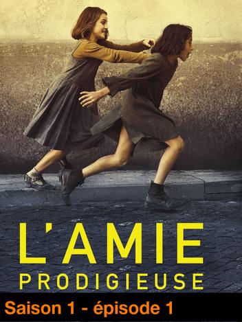L'Amie prodigieuse - S01